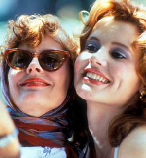 thelma and louise.....(Jenny and Susan) Classic