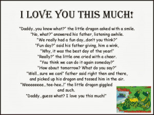 The Cutest Love Saying Ever -