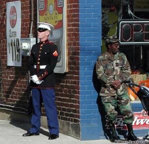 Army Vs Marines Funny