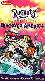 Rugrats - Discover America