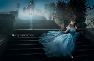 Disney Cinderella-Scarlett Johansson