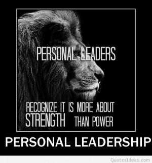 Power quotes on images