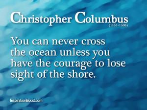 Christopher-Columbus-Quotes