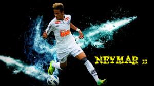 Neymar Santos HD Wallpapers fc barcalena 01