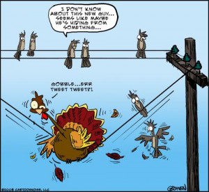 Cartoon: Happy Thanksgiving (medium) by GBowen tagged thanksgiving ...