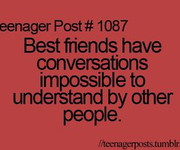 Your Ecards best friends, fact, quotes, so true, teenager - inspiring ...