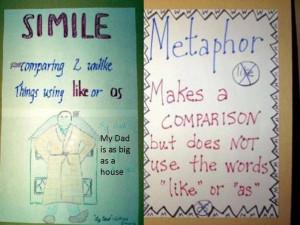 famous metaphors