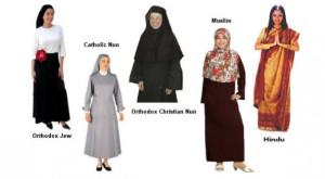 modesty christian