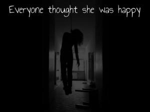 love death blood life depression sad suicide quotes cut original rope ...