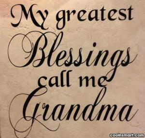 Grandma Quotes And Sayings Grandmother qu.