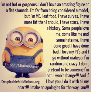 Minion-Quotes-Im-not-hot-or-gorgeous.jpg