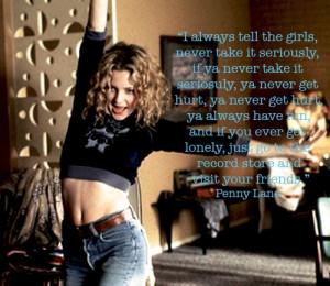 Penny Lane, Almost FamousPennies Lane, Girls Crushes, Girl Crushes ...