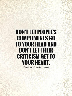 Regarding Pain Of Others >> Inspirational Quotes About Criticism. QuotesGram