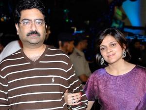 Kumar Mangalam Birla Family Photo's