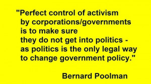 ... # activism # ows # occupy # change # democracy # quote # quotes