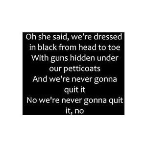 1975 Lyric Quotes