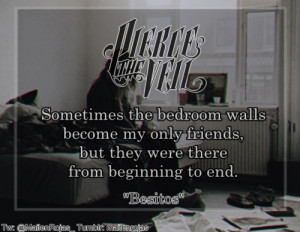 Related Pictures Quote Song Lyrics Concert Live Pierce The Veil Vic