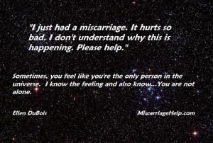 Miscarriagehelp Credited