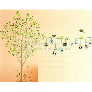 Hang Your Pictures Tree of Life w/Quote