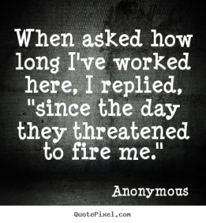 Anonymous Funny Quotes and Sayings