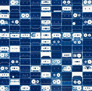 ... Christian Marclay , who explores the intersection of sound recording