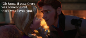 Hans Frozen Quote
