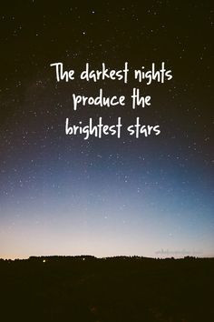 Sky Full Of Stars - Inspirational Art - Inspirational Wall Quotes…