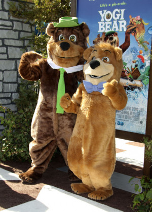 yogi bear and boo boo quotes