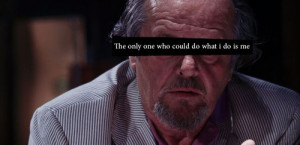 the departed jack nicholson frank costello quote movie film