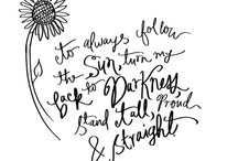 Sunny Sayings and Quotes / by Smude Sunflower Oil