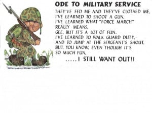 ode to military service1 650x487 Military Poems