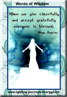 ... gratefully everyone is blessed maya angelou heal quot healing quotes