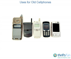 New Uses For Old Cell...