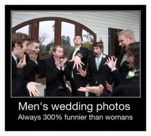 Funny Groom Wedding Pictures