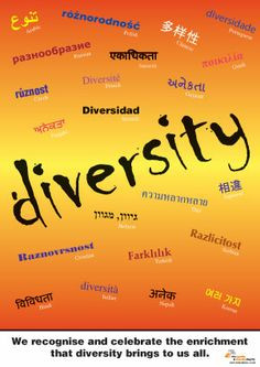 Diversity Poster More
