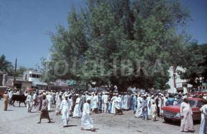 Nizwa Market Sultanate Of Oman Traders At