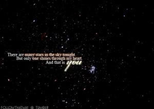 photo one-star-love-sayings-Stars-Qotes-Yb-love-words-Loving-pics-txt ...