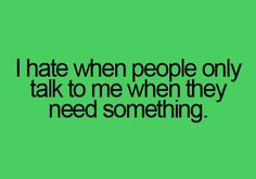 hate talking to self centered people | Hate When People Only Talk To ...