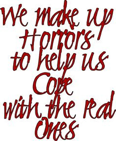 new tattoo idea... stephen king quote More
