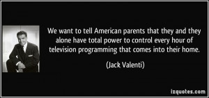 American parents that they and they alone have total power to control ...