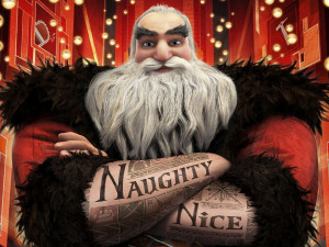 View Santa Claus Rise Of The Guardians in full screen