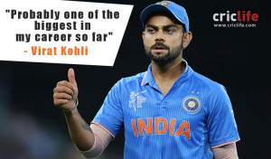Virat Kohli calls win against Pakistan as one the biggest wins of his ...