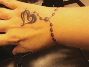 Cool Wrist Tattoos – Designs and Ideas