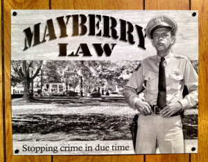 Barney Fife Quotes