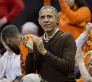 ... - Why Is President Obama's Wearing a New Watch? - RealJock