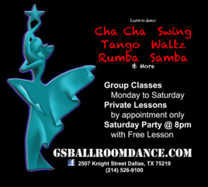 Ballroom Dance & Bootcamp Coach