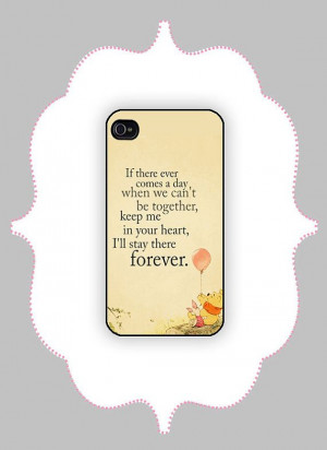 iphone case pooh quote iphone 4 4s iphone 5 5s 5c by caliscases $ 16 ...