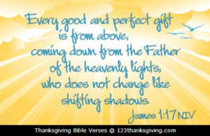 Read more on Bible verses about thanksgiving king james version .