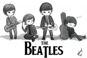 Cartoon The Beatles Wallpaper Pc Wallpaper with 2639x1788 Resolution