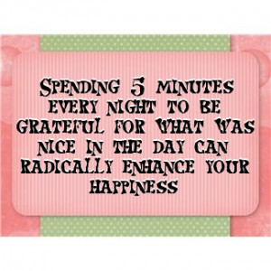 Quote Happiness Makes Grateful